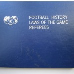 Football History. Laws of the Game. Referees