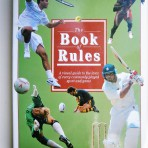 The Book of Rules – A visual guide to the laws of every commonly played sport and game