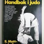 Handbok i judo: II. Matt-tekniker