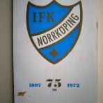 En kortfattad historik jämte vissa statistiska uppgifter om Idrottsföreningen Kamraterna i Norrköping