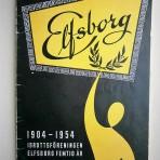 Idrottsföreningen Elfsborg – Minnesskrift med anledning av föreningens 50-årsjubileum