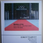 Idrottsarvet 2013. Årets bok, Idrottsmuseet i Göteborg
